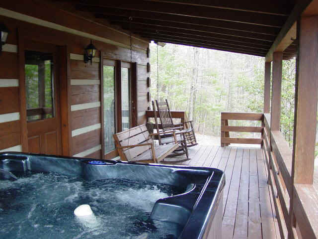 Secluded Vacation Rental Cabin, Boone, Blowing Rock, Blue Ridge Parkway, NC