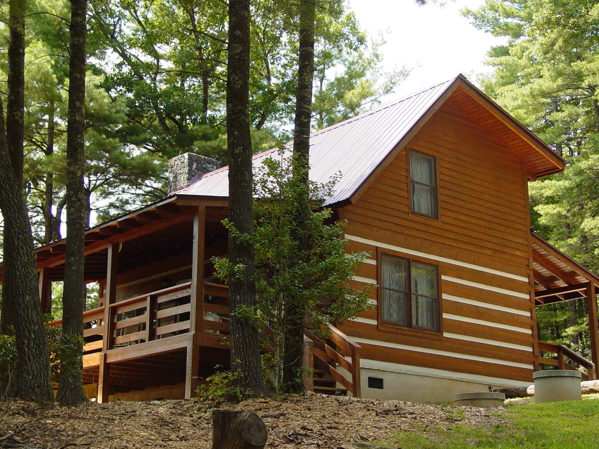 cabin fall creek rentals listing falls cottages cozy cabins