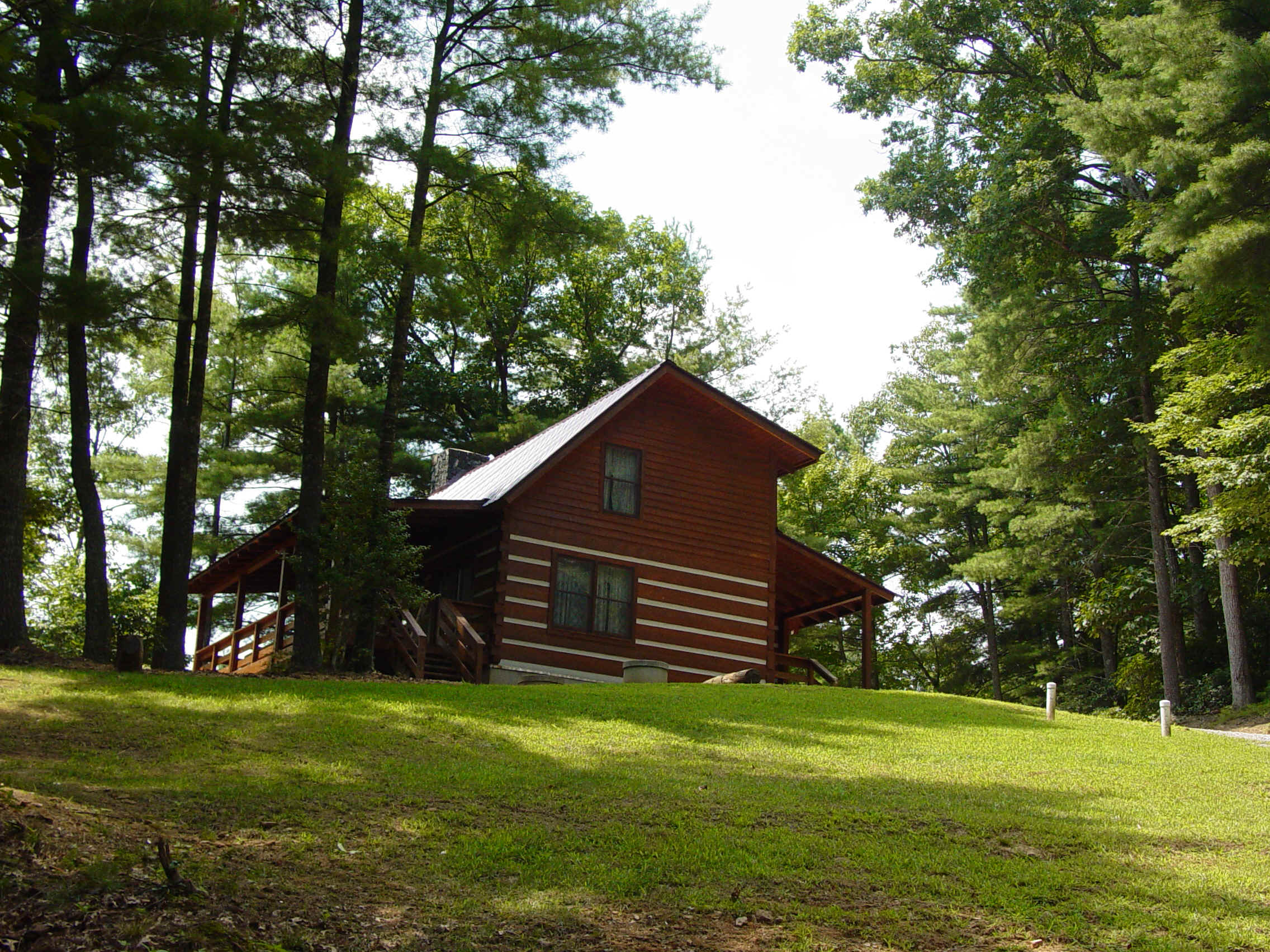 the excursions lodges inn field southeast in south foote carolina len cabins hike backcountry